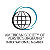 International Member American Society of Plastic Surgeons